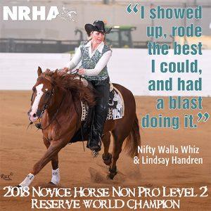 April 2019 – NRHA News
